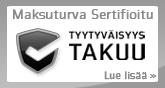 Maksuturva-sertifioitu verkkokauppa